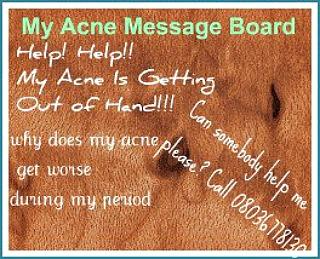 Acne Message Boards